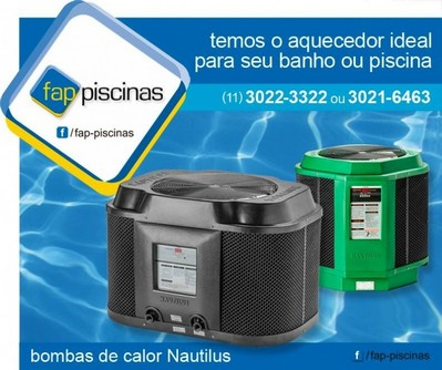 Aquecedores de Piscina Residencial Água Funda - Aquecedor de Piscina Externo