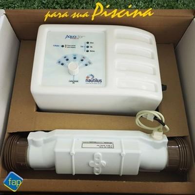 Automatização de Tratamento de água em Piscinas Valor Jardim Bonfiglioli - Tratamento de água de Piscina Gerador de Cloro