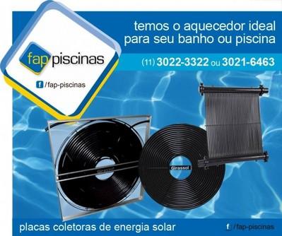 Instalação de Aquecedor de Piscina Solar Interlagos - Aquecedor de Piscina Solar