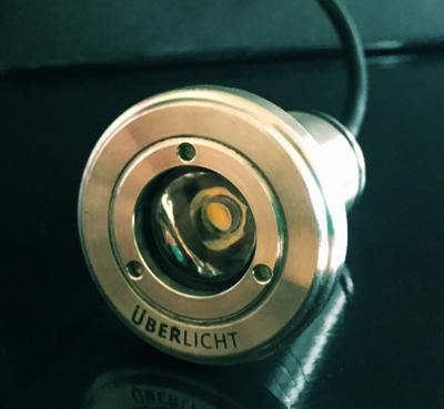 Refletores Uberlicht para Piscina Brasilândia - Iluminação LED para Barco