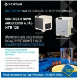 aquecedor de piscina externo Ibirapuera
