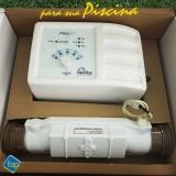 tratamento de água de piscina gerador de cloro