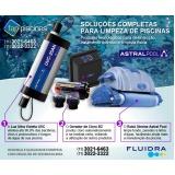 automatização para tratamento de piscina preço Pompéia