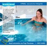 automatização para tratamento de piscina Jaçanã