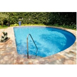 construção de piscina concreto armado Campo Limpo