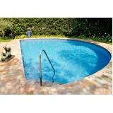construção de piscina em alvenaria Vila Gustavo