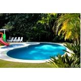 construção de piscina residencial Zona Norte