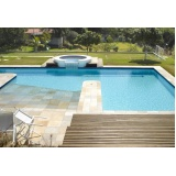 construção de piscinas alvenaria Interlagos