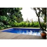 construção de piscina residencial