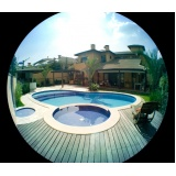 construção de piscinas de bloco Parelheiros