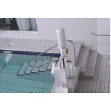 construção de piscinas sob medida Mooca