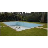 construção e reforma de piscinas Capão Redondo