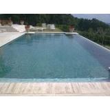 empresa de construção de piscina acima do solo Campo Belo