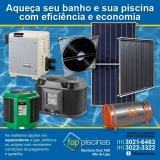 empresa de construção de piscina aquecida Bairro do Limão