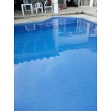 empresa de construção de piscina de vinil Jockey Club