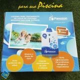 empresa de limpeza de piscina com ozônio Vila Mariana