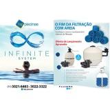 filtro de água de piscina preço Capão Redondo