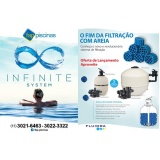 filtro de água para piscina preço Raposo Tavares