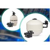 filtro de piscina com motor preço Pacaembu