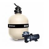 filtro de piscina pentair preço Pacaembu