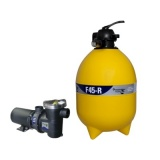 filtros de piscina com motor Campo Grande