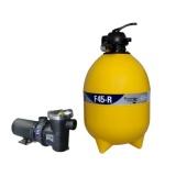 filtro de piscina completo