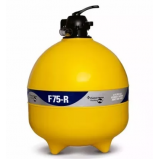 instalação de filtro de piscina pentair Tucuruvi