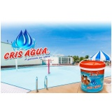 limpeza de piscina com cloro Perus