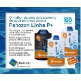 limpeza de piscina com ozônio preço Pacaembu
