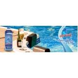 limpeza de piscinas água esverdeada Cidade Ademar