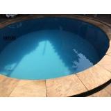 limpeza de piscinas água verde Praça da Arvore