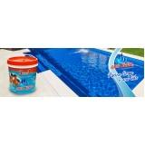 limpeza de piscinas doméstica Água Branca