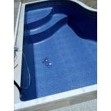 manutenção de piscina de vinil preço Campo Grande