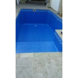 manutenção de piscina de vinil São Domingos