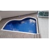 manutenção de piscinas de vinil Água Funda
