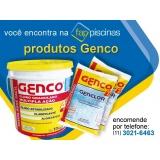 produto químico para piscina genco Santo Amaro