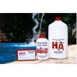 produto para água de piscina