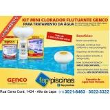 produtos químicos para piscina genco Pinheiros