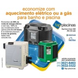 quanto custa aquecedor de piscina a gás Ibirapuera