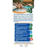 quanto custa aquecedor de piscina de academia Tremembé