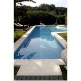 quanto custa construção de piscina em alvenaria estrutural Sumaré