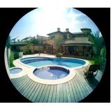 quanto custa construção de piscina sob medida Jaraguá