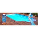 quanto custa produto para piscina de vinil Jaraguá