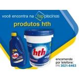 quanto custa produto químico hth para piscina Grajau