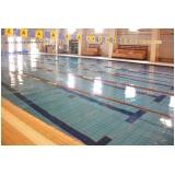 quanto custa reforma de piscina olímpica Água Branca