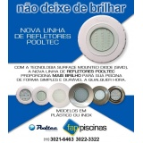 refletores para piscina Vila Mariana