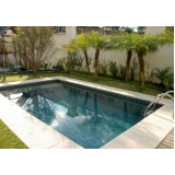 reforma de piscina residencial Granja Viana
