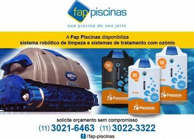 Tratamento para Piscinas com Ozônio Alto de Pinheiros - Tratamento de água de Piscina Gerador de Cloro