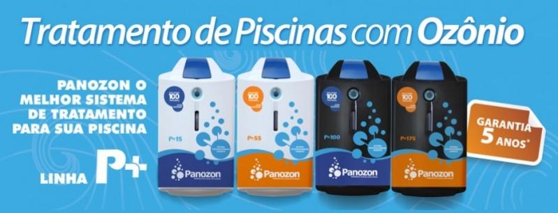 Tratamentos de Piscina por Ozônio Bairro do Limão - Tratamento de água de Piscina Gerador de Cloro